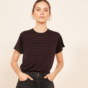 Reformation Relaxed Crew Tee